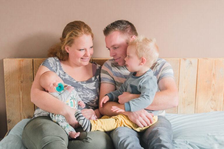 Newbornfotograaf Arnhem, Nijmegen en Beuningen